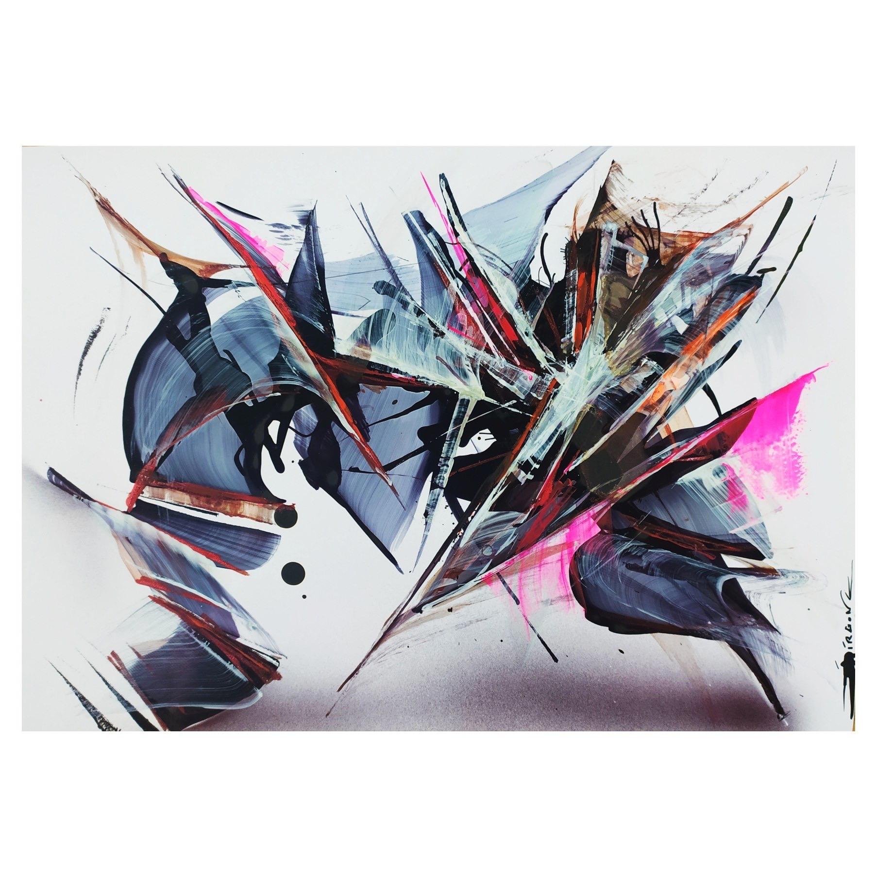 AIRGONE 'SERIE 241 BPM No15'-2021- ORIGINAL