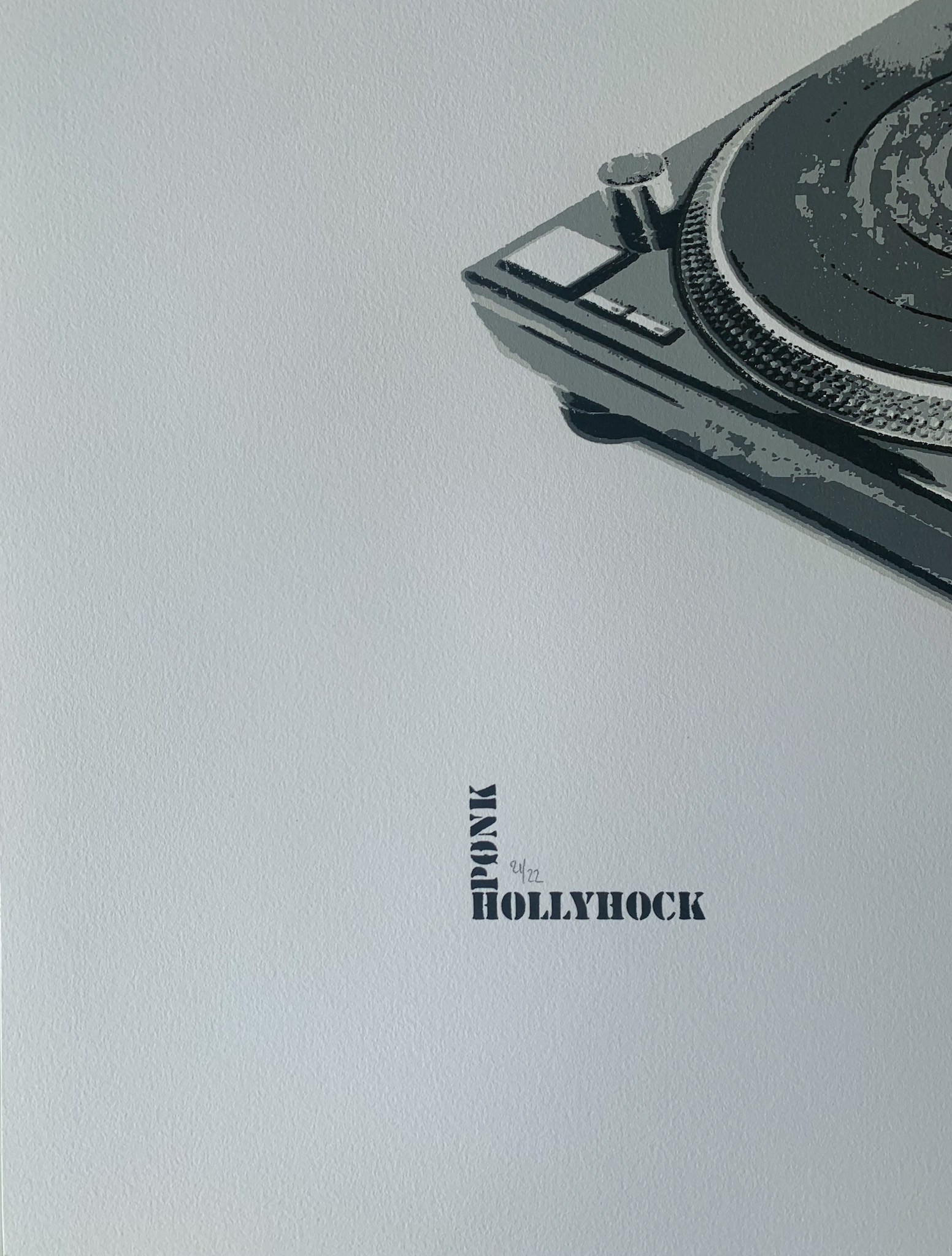 HOLLYHOCK & PONK 'I LIKE BIRDS' - 2020 - Image 4 of 11