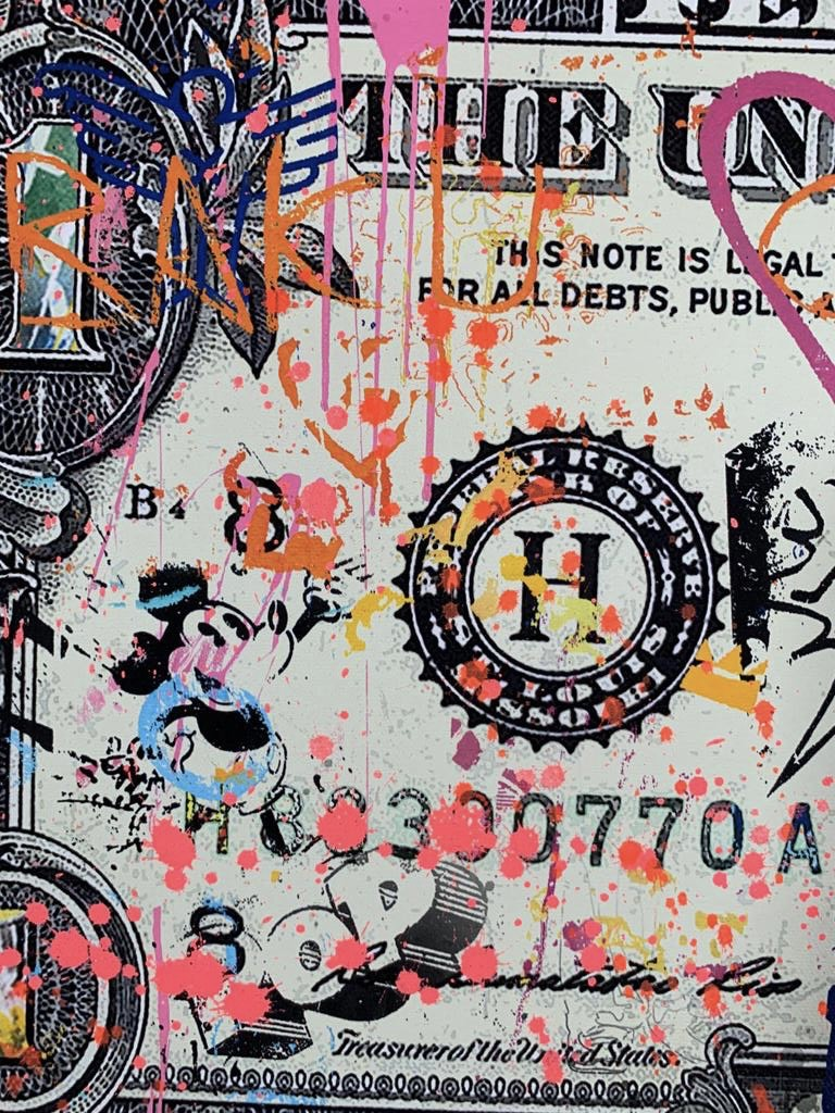 CASPA 'MONEY IS MY LIFE' -ORIGINAL -2021 - Image 3 of 4