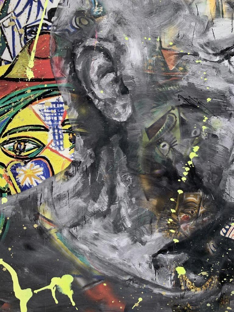 CASPA 'PABLO' -ORIGINAL 1/1 -2021 - Image 4 of 4