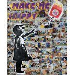 CASPA 'MAKE ME HAPPY' -ORIGINAL 1/1 -2021