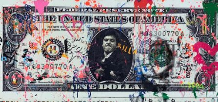 CASPA 'MONEY IS MY LIFE' -ORIGINAL -2021