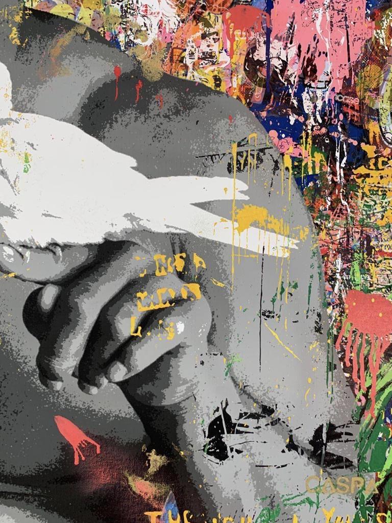 CASPA 'FREEDOM' -ORIGINAL 1/1 -2021 - Image 4 of 4