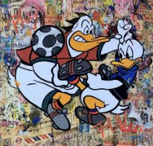 CASPA 'FOOTBALL' -ORIGINAL 1/1 -2021