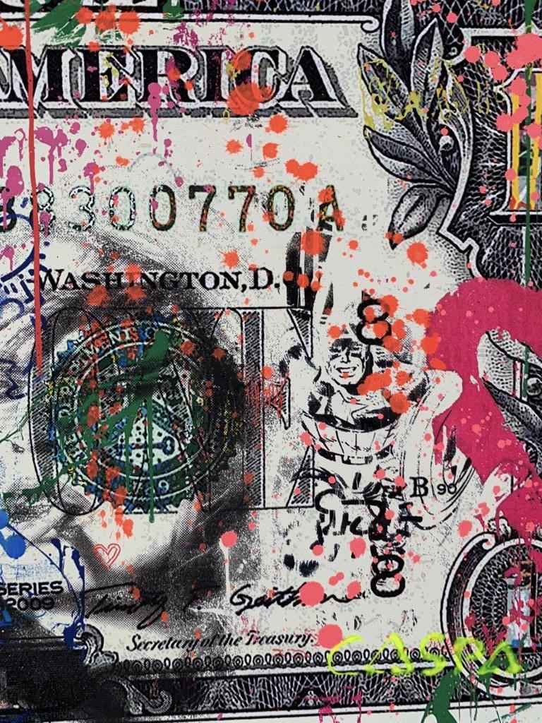 CASPA 'MONEY IS MY LIFE' -ORIGINAL -2021 - Image 4 of 4