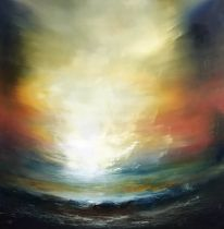 PAUL SQUIRE 'AFTER THE STORM' -2021 -ORIGINAL 1/1