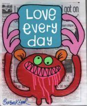 BORTUSKLEER 'LOVE EVERY DAY' -2021