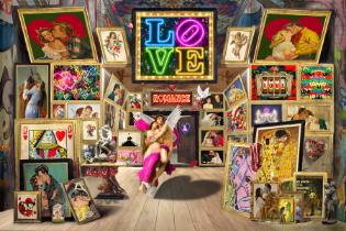 DIRTY HANS 'LOVE HEART GALLERY' -2021