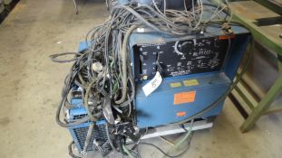 MILLER DIALARC HF ARC WELDER