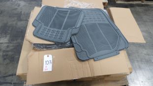 4 PIECE CAR / TRUCK MAT