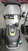 RYOBI 2900 PSI PRESSURE WASHER ( NO GUN)
