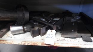 SMALL ROLLING CABINET w/ TOOLING