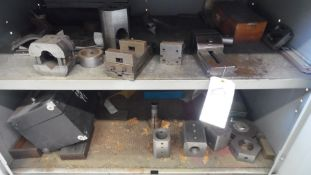 ASSORTED COLLETS - CONTENTS - TOOL HOLDERS