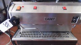 CADET CAPPUCCINO MACHINE
