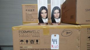 FORMAWELL SMOOTH PASS PADDLE BRUSH