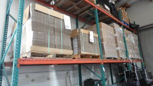 SECTIONS 14 FT. PALLET RACKING w/ GRIDS ( DELAYED PICK-UP)
