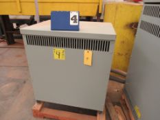 GE Driver Isolation Type Transformer