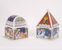 Weihnachtsspieldosen