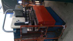 Hurco Megoform 1.5m x 40 ton Pressbrake S/No. 73121613367 including Assorted Tooling