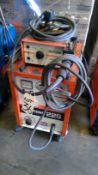 Butters 225 Mig Welder including Torch, Regulator and Motorised Wire Feed - 3 Phase