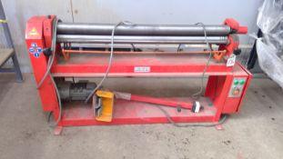 ESR 1300 x 1.5 Electric Slip Roll - 3 Phase