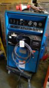 Miller Syncrowave 351 AC/DC Tig Welder including Torch and Optional Foot Pedal Control - 3 Phase