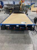 Multi Cam CNC 3D Router