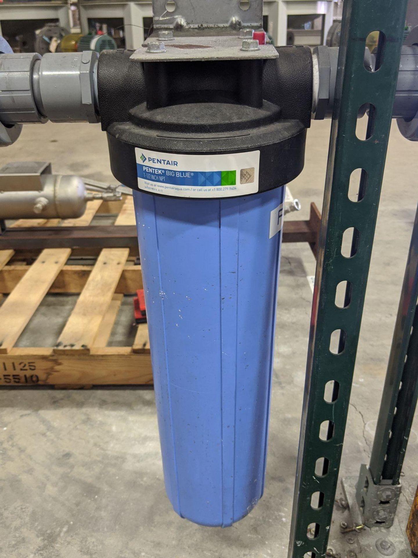 """Pentair Model Pentek Big Blue 20"""" Filter Housings - Image 2 of 4"""