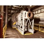 """Heyl & Patterson 96"""" x 66'-6"""" Inconel 600 Rotary Calciner - Includes Multiple Pieces"""