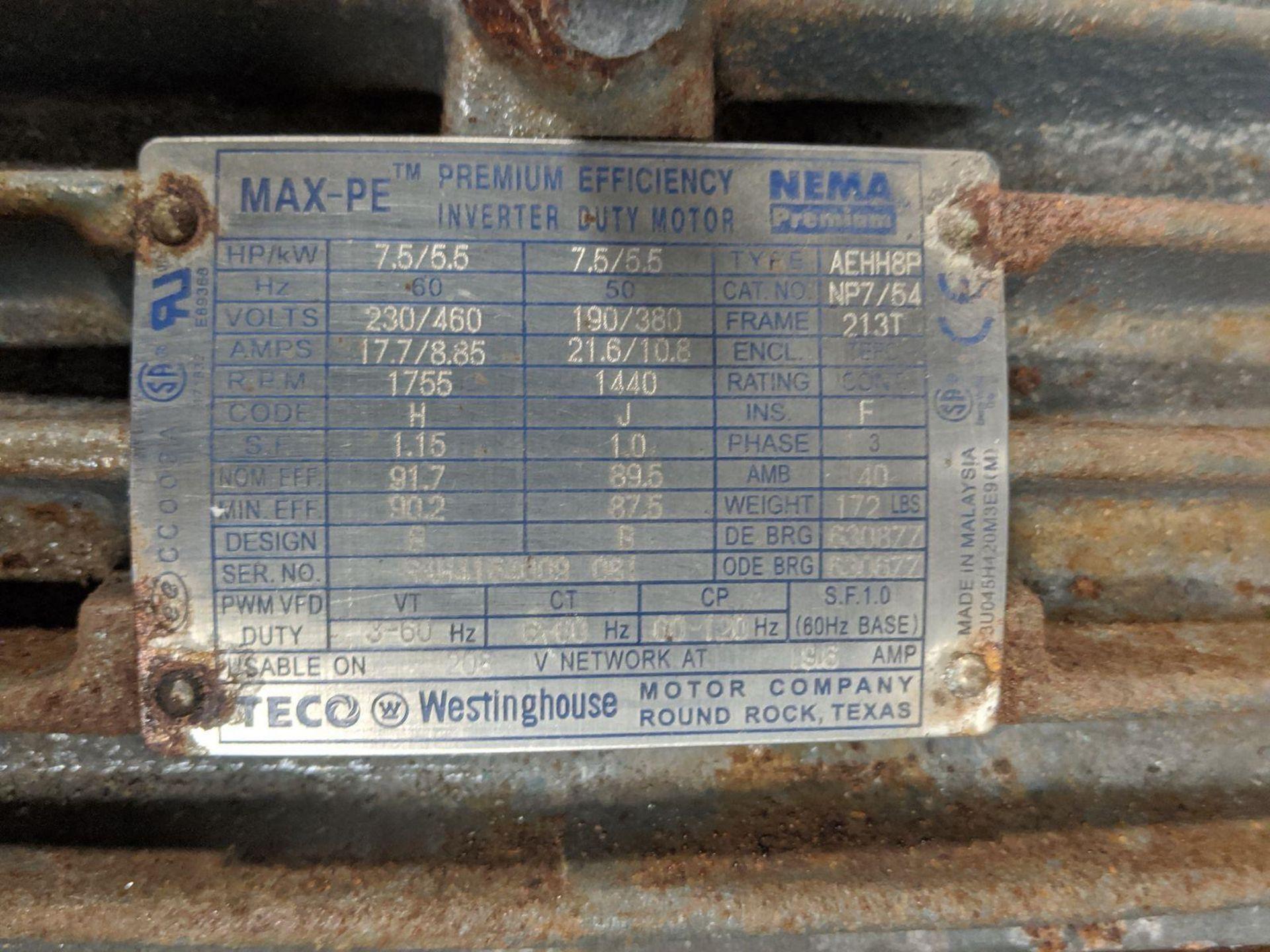 7.5 HP Jaw Crusher - Image 4 of 4