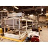 Komline Sanderson Model CIX HVF 1.25x9.75m 11.25 Sq Meter Horizontal Belt Vacuum Filter