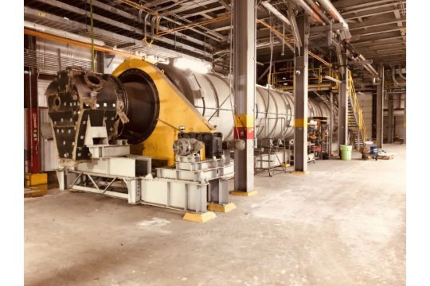 Titanium and Chemical Processing Plant - Equipment from 2010 or newer.