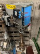 "Strahman 2"" 316 Pnuematic Actuated Sodium Valve"