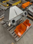 "Hapman 4"" Tube (Drag) Conveyor Hopper Gear Section"