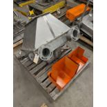 "Hapman 4"" Tube (Drag) Conveyor Hopper Gear Section"