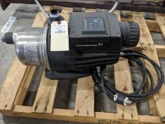 Grundfos Model MQ3-45 Deep Well Pump