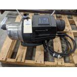 Grundfos Model MQ3-45 Deep Well Pump