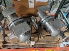 "NEW Addison Fabricators 7"" to 2"" Flowverter Vessels"