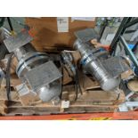 "NEW Addison Fabricators 7"" to 2"" Flowverter Vessels"