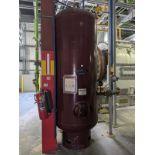 Silvan Industries 620 Gallon Vertical Air Receiving Tank