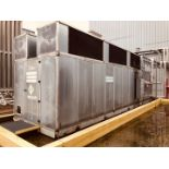 195 Ton Edwards Engineering Model CE-210-A- 14ZB3 195-Ton Air Cooled Chiller