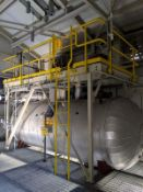 Sodium Collection Tank Mezzanine-Mezzanine Only