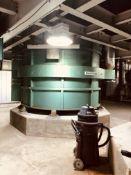 Kleenair 450 kW Retort Furnace