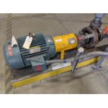Flowserve Model MK3STD 15 HP Centrifugal Pump