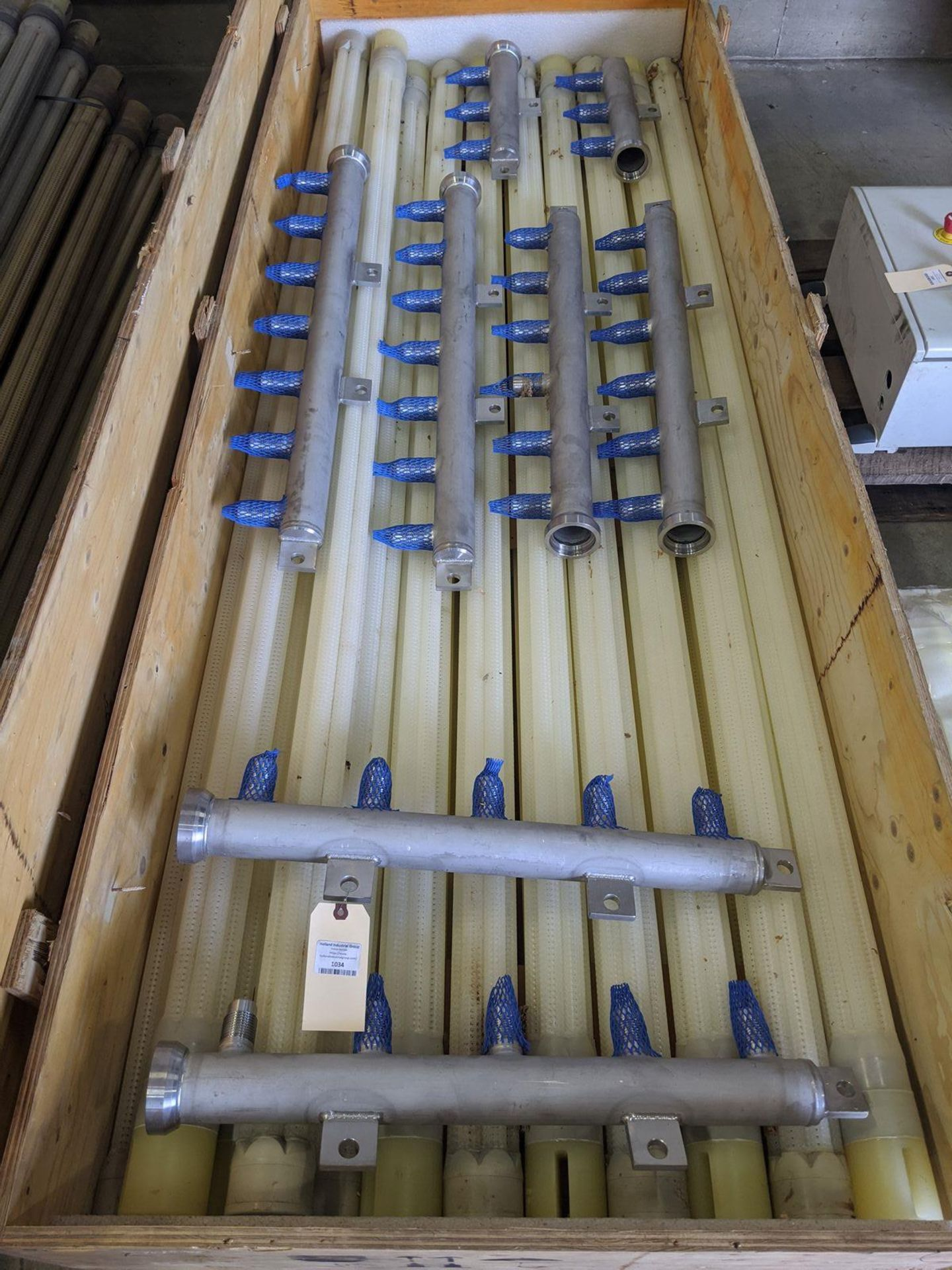 Crate of (42) NEW Dr. M Filter Assemblies - Image 2 of 2