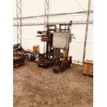 Taylor Products Model TEVB-2 Drum Filling Station