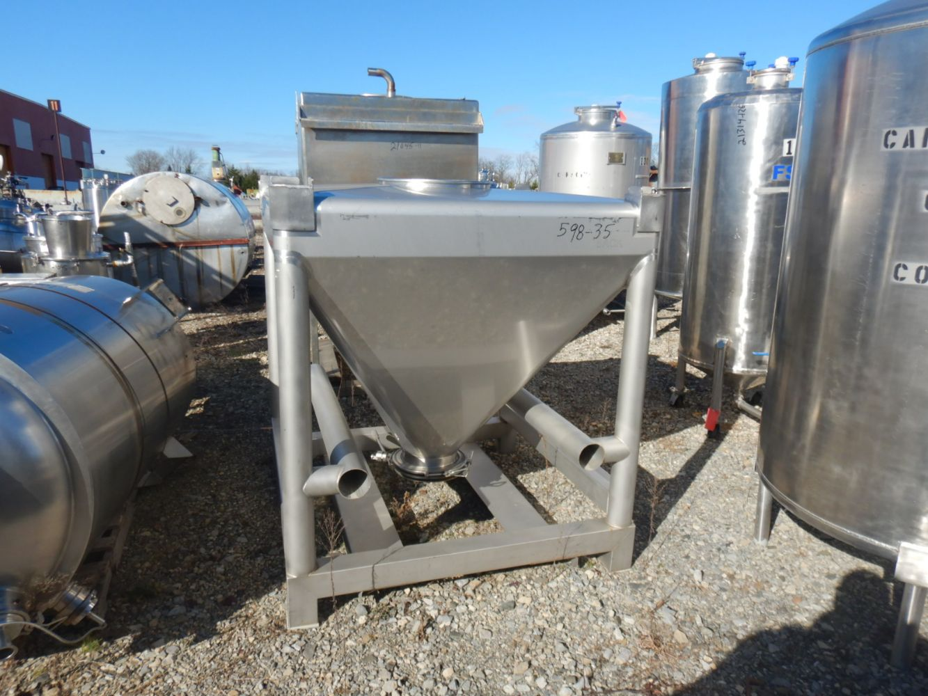 Process Equipment from Leading Companies - Surplus Equipment Auction