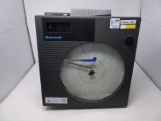 Honeywell Model Temperature / Humidity Chart Recorder