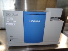 Horiba Partica Model LA-950 Laser Scattering Particle Size Distribution Analyzer