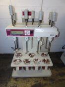 Distek 5100 6-Position Bathless Dissolution Test Station